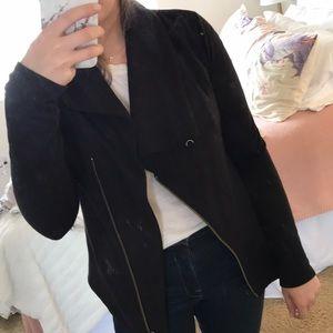 Helmut Lang Asymmetrical Sweatshirt
